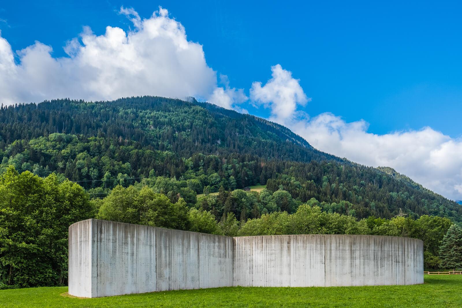 OGNA in Trun, Switzerland