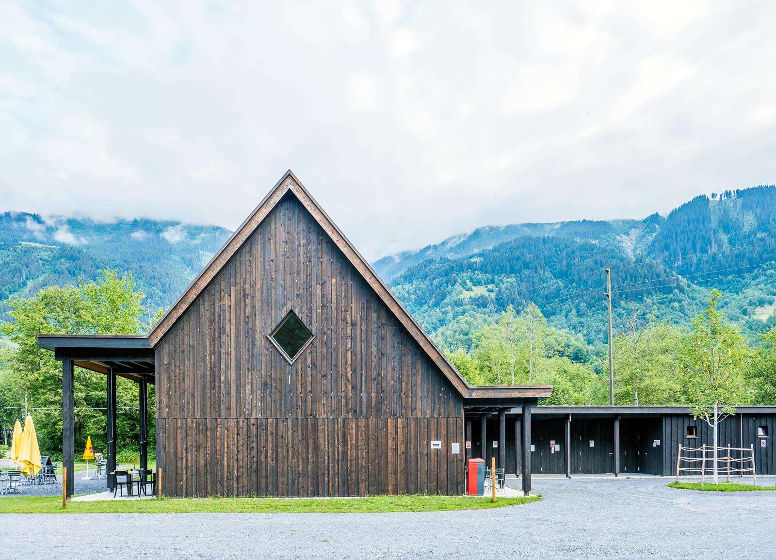 Ustria Ogna in Trun, Switzerland