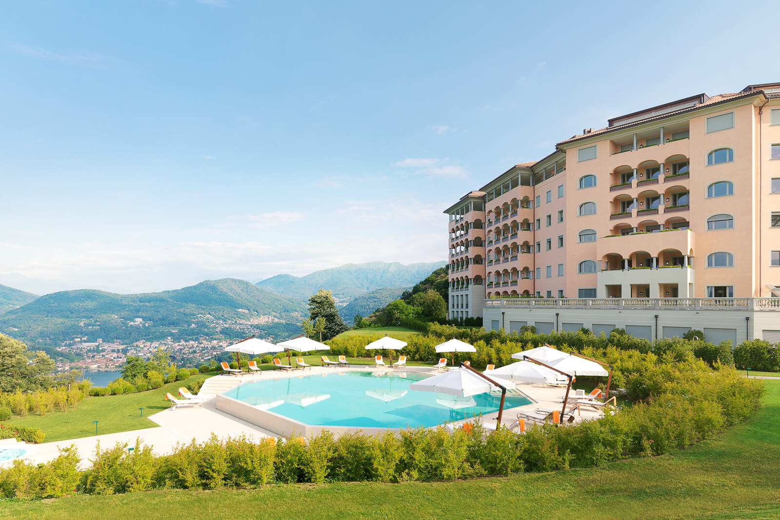 Resort Collina d'Oro in Ticino