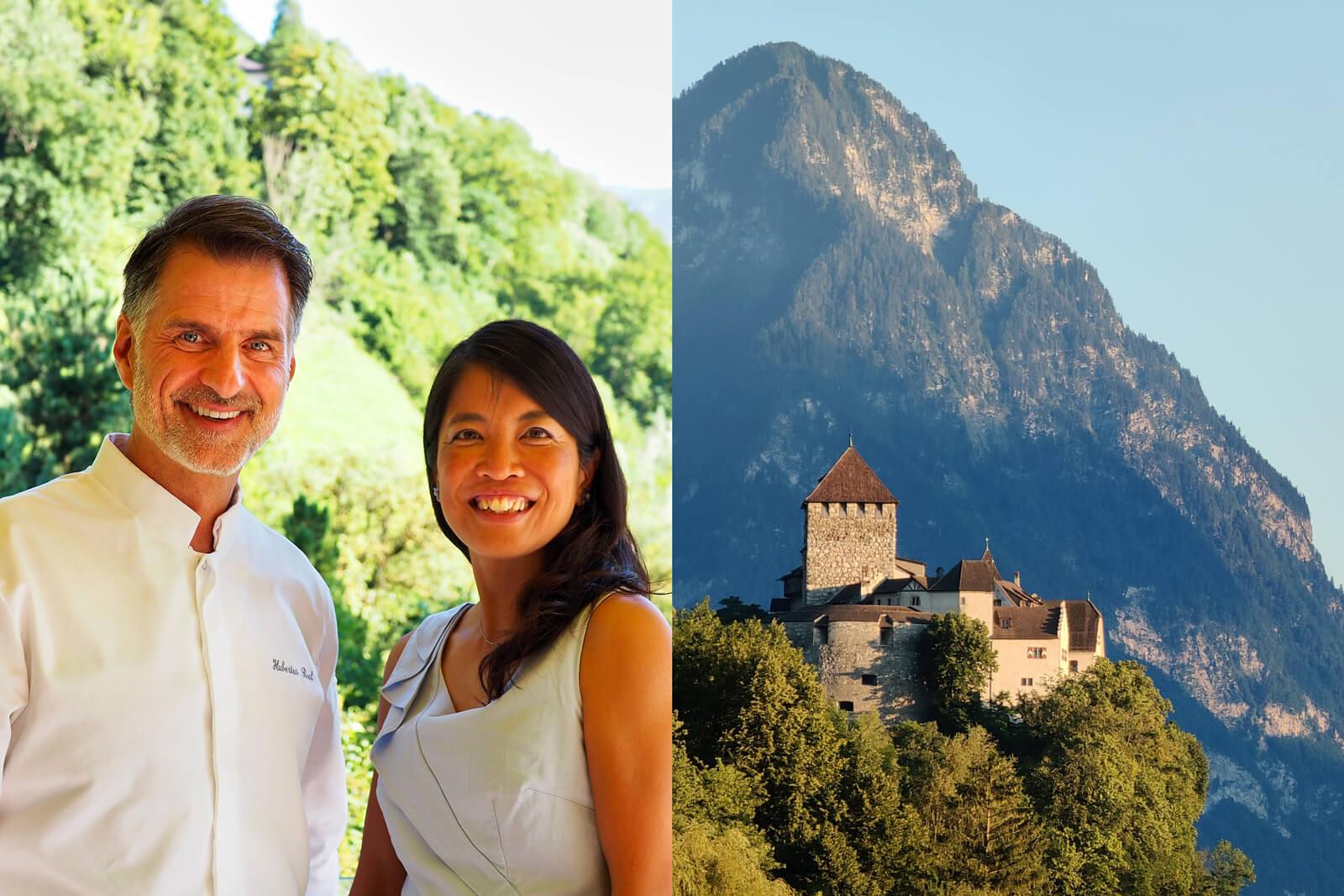 Chef Real at Hotel Sonnenhof Vaduz