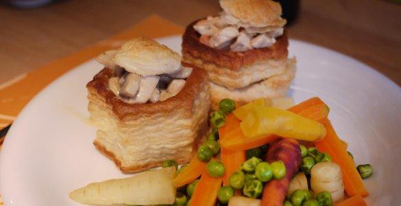Swiss Foods - Pastetli Swiss Pastry Dish