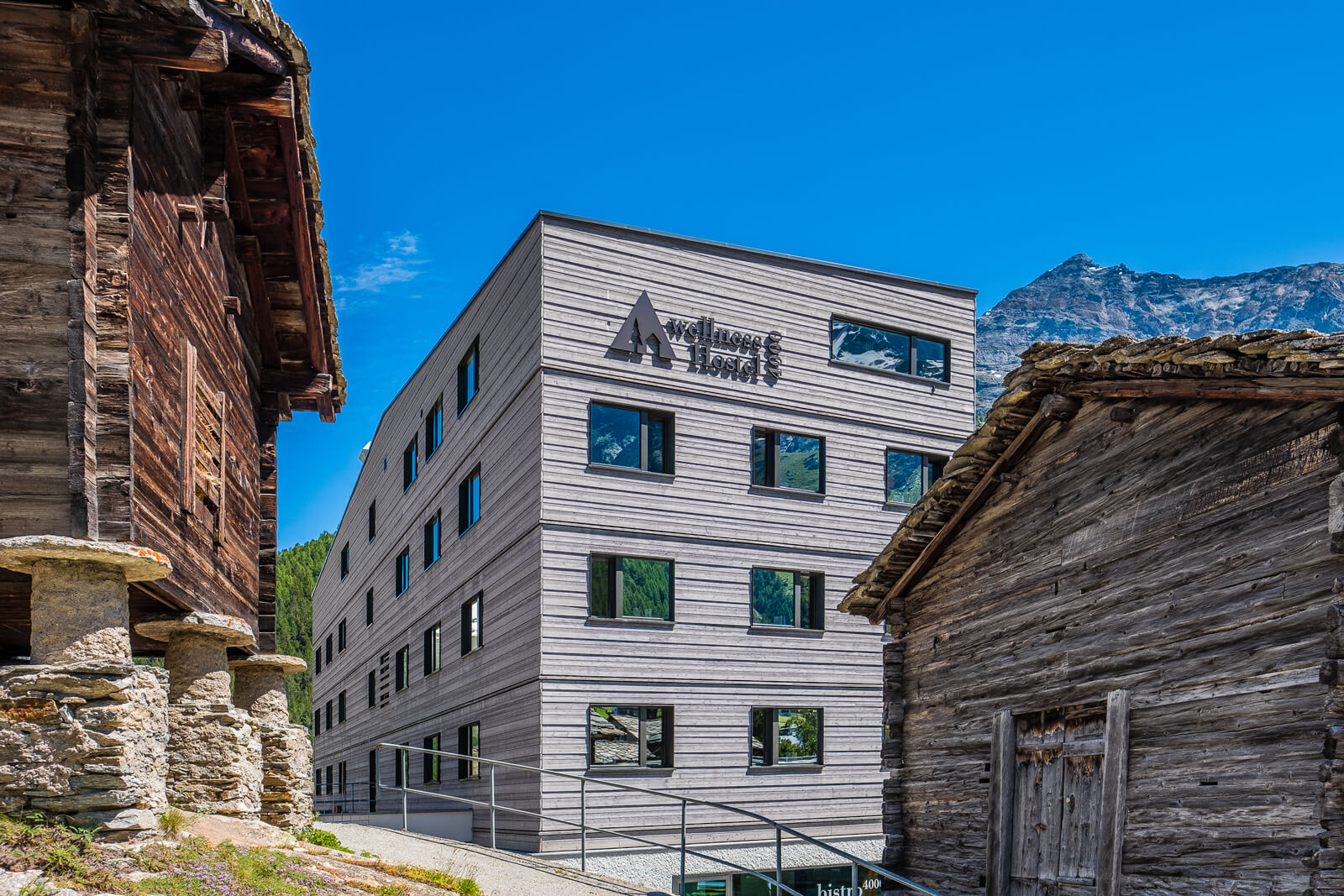 Saas-Fee Youth Hostel
