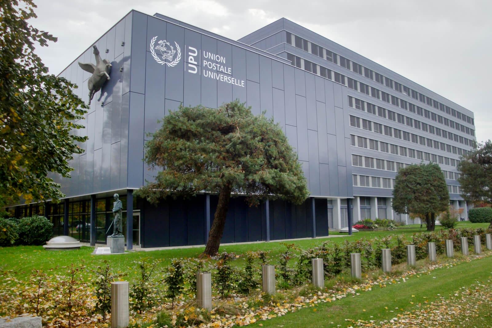 United Postal Union Bern Headquarters