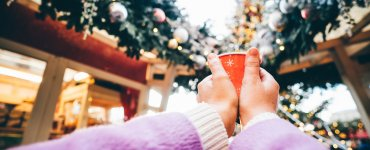 Swiss Christmas Market - Mulled Wine