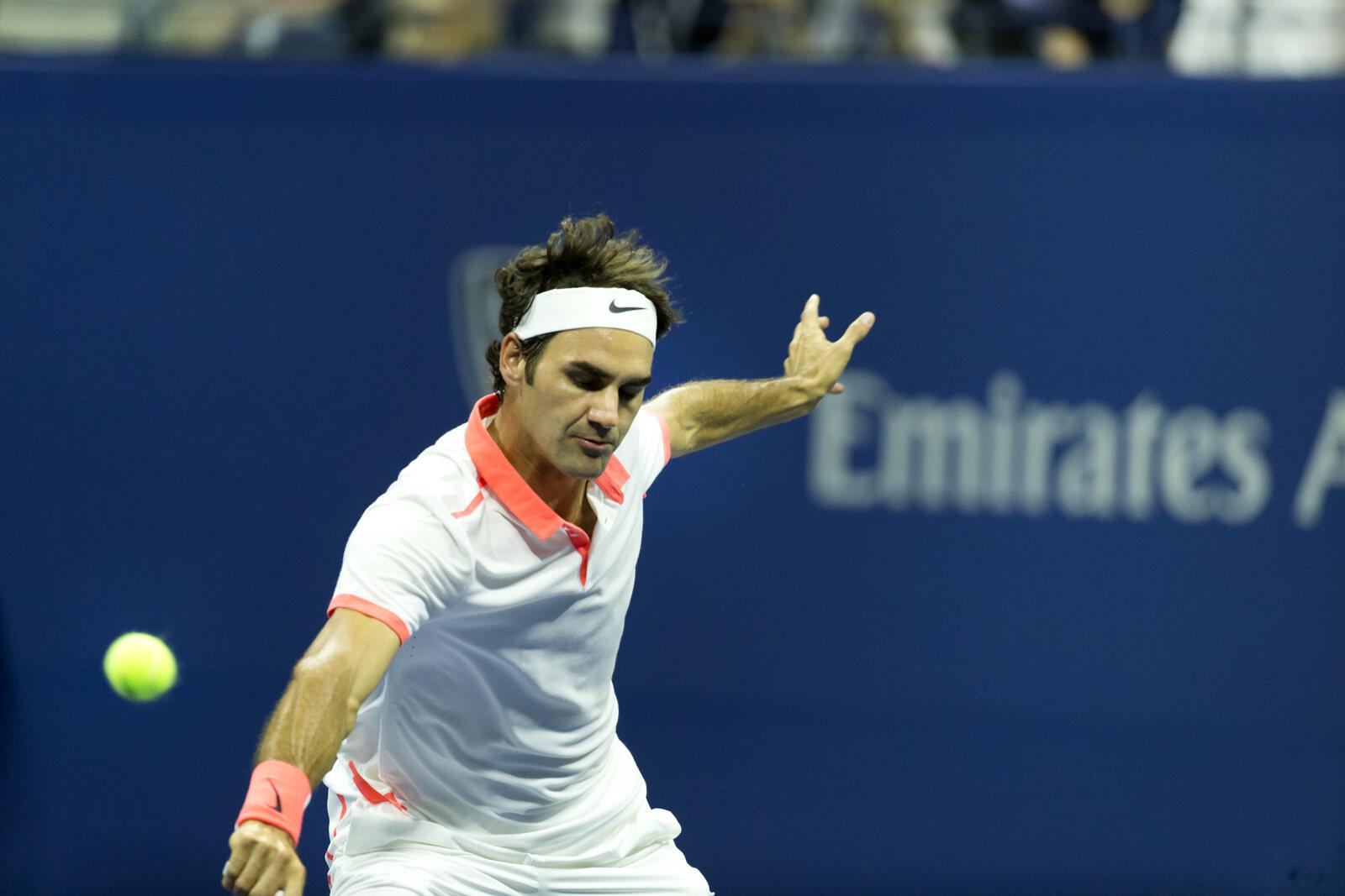 Roger Federer - Swiss Tennis Player