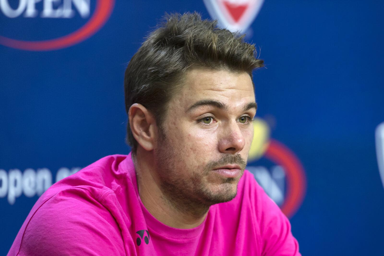 Stan Wawrinka Swiss Tennis Player