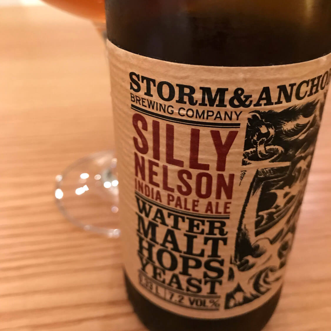 Storm&Anchor Silly Nelson