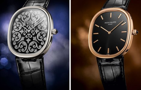 Patek Philippe - Golden Ellipse