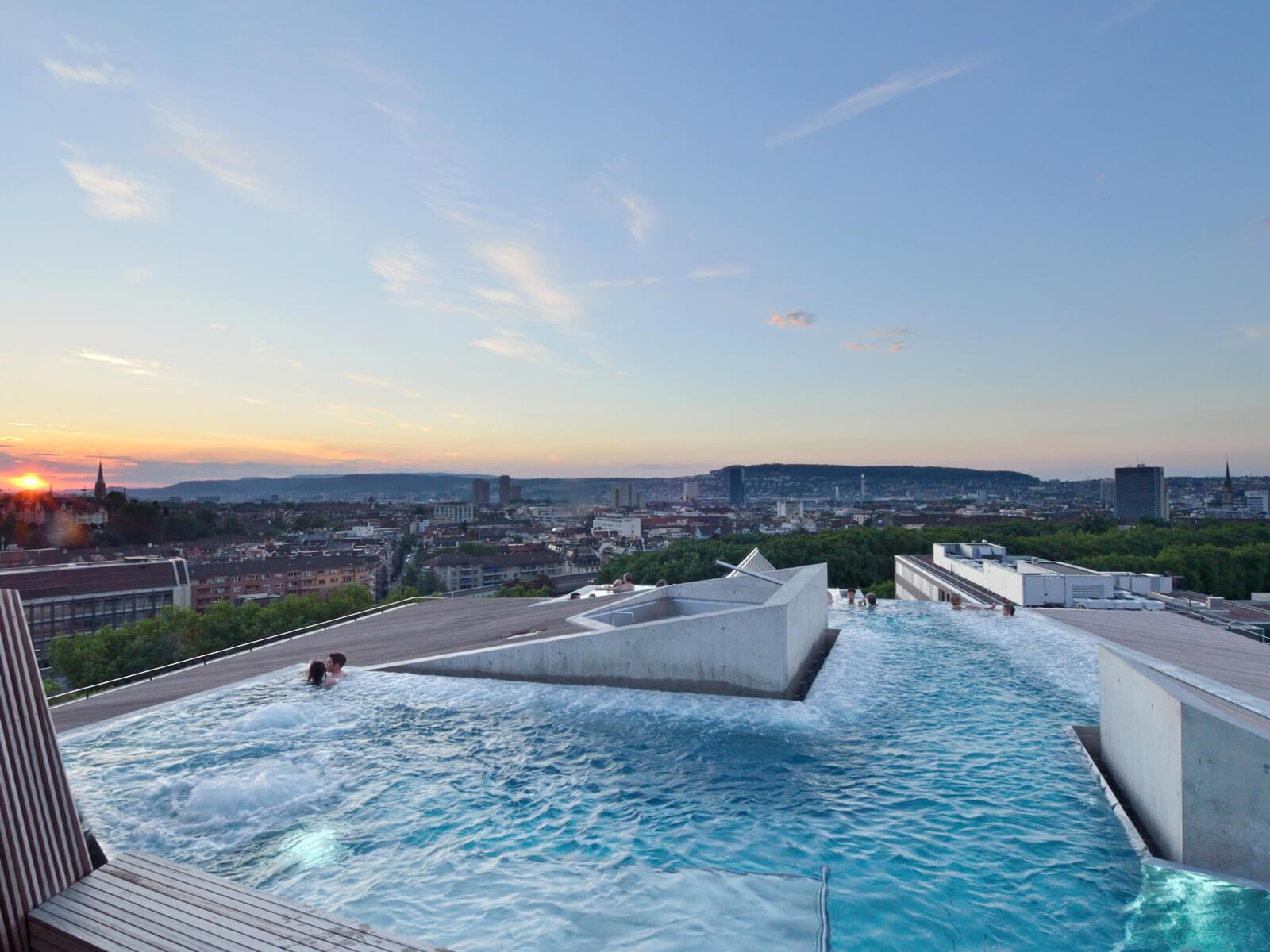 Thermalbad & Spa Zurich