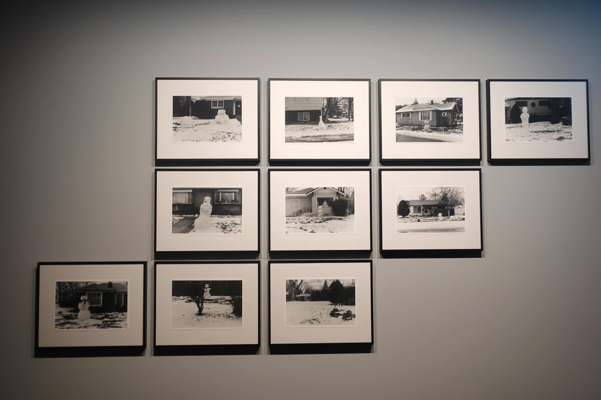 David Lynch - Infinite Deep Exhibit in Olten, Switzerland