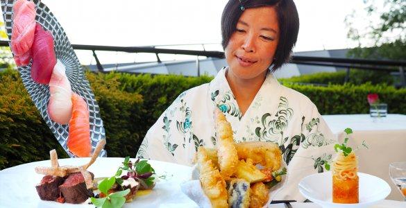 The Dolder Grand - NAGAYA Japanese Restaurant in Zürich
