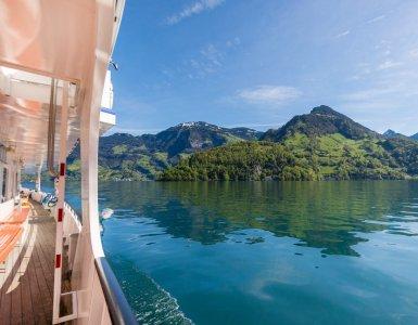 Great Lake Cruise on Lake Lucerne