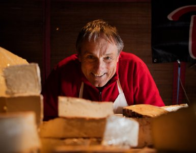 Rolf Beeler Master Cheese Affineur
