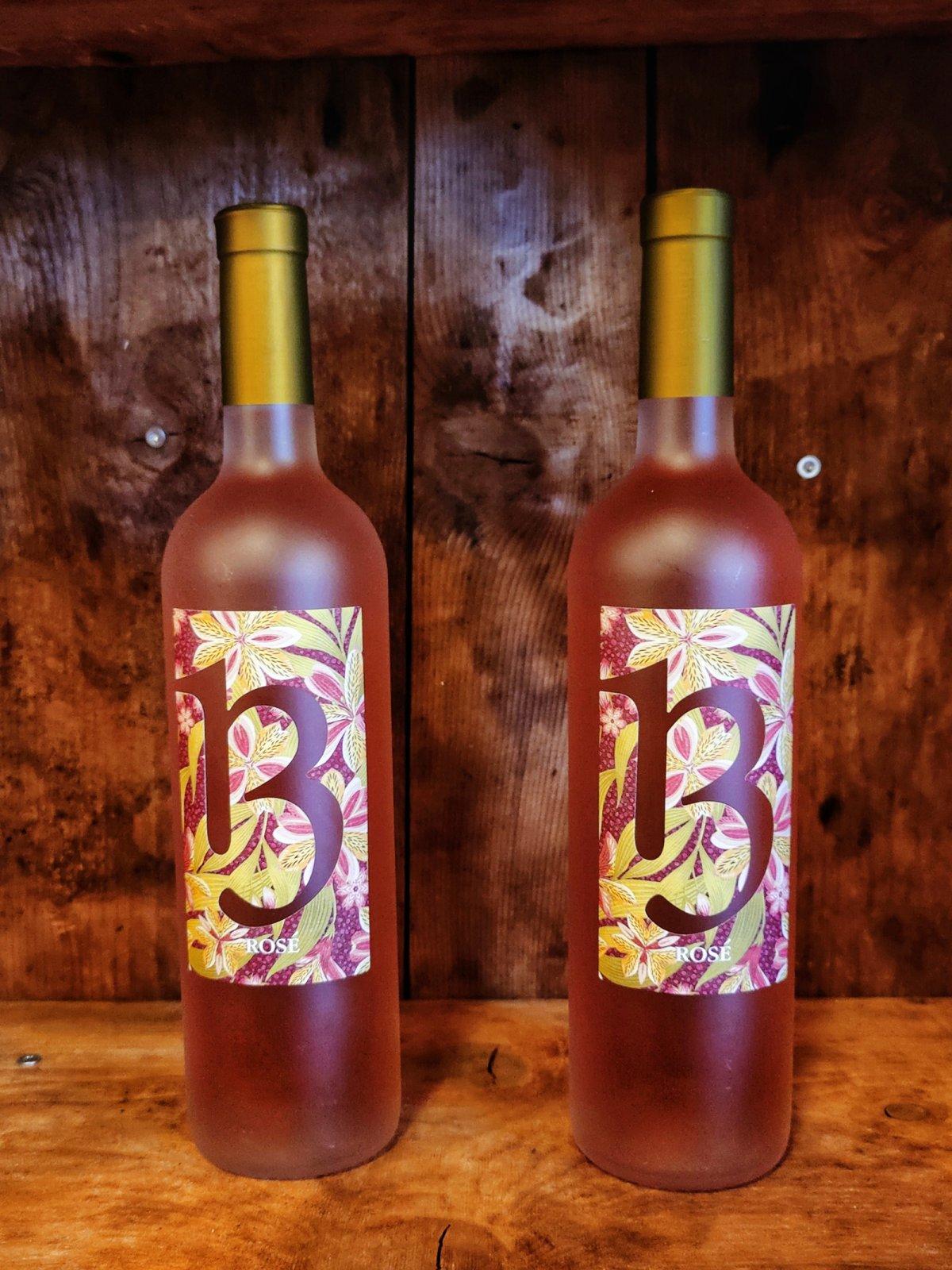 Tenuta Castello Morcote Vineyard - Rosé 13