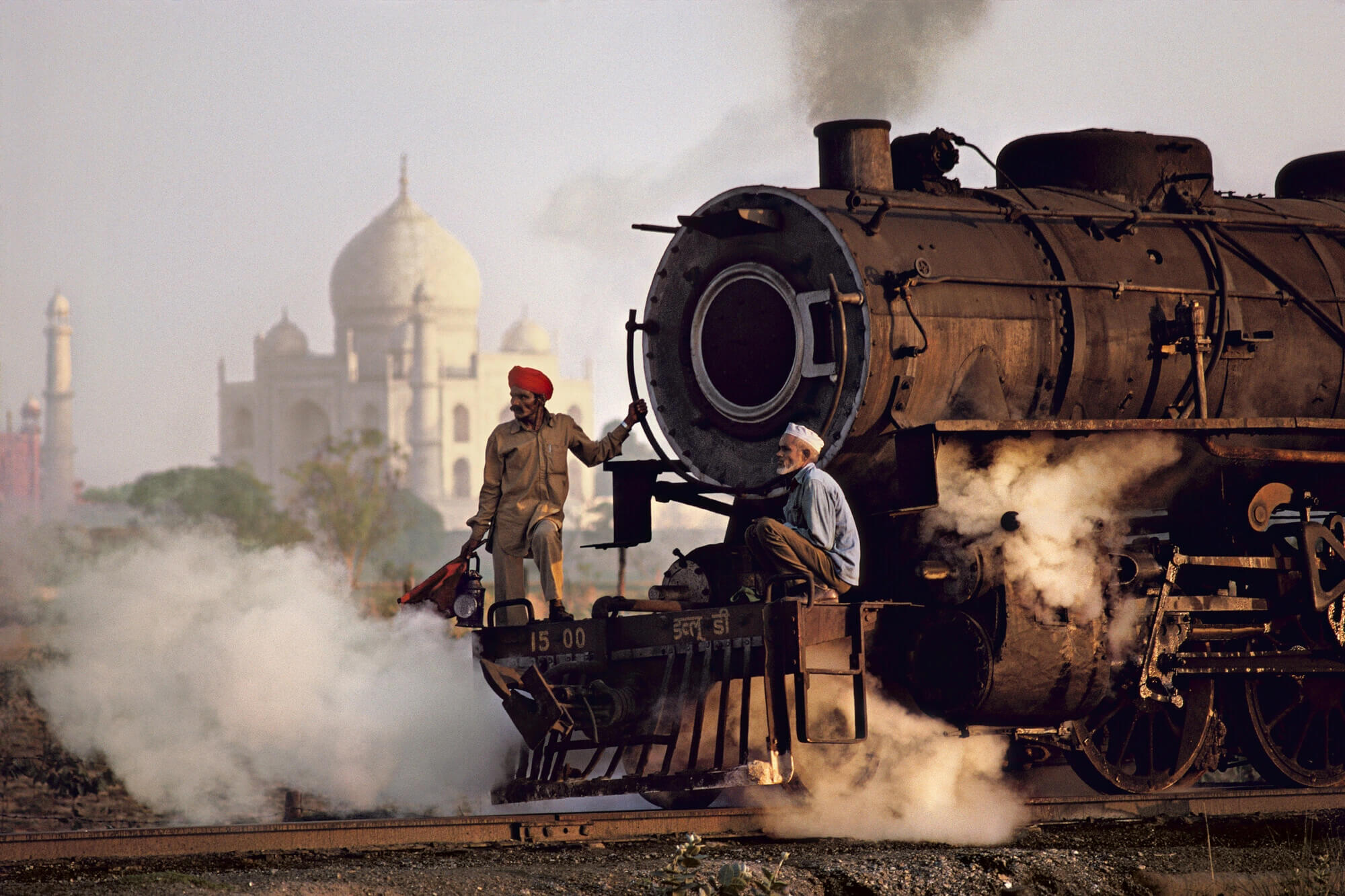 The World of Steve McCurry Photography Exhibit - India, 1983 (Copyright Steve McCurry)