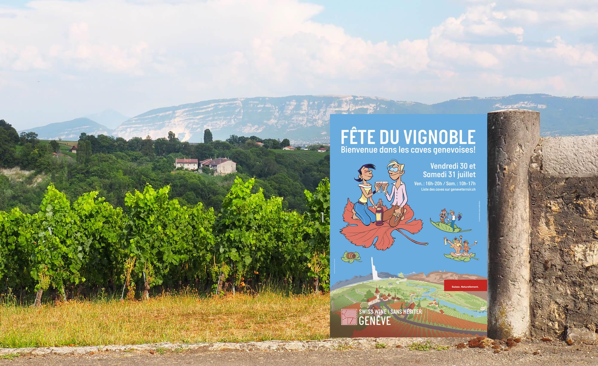 Winegrowers Festival Geneva 2021