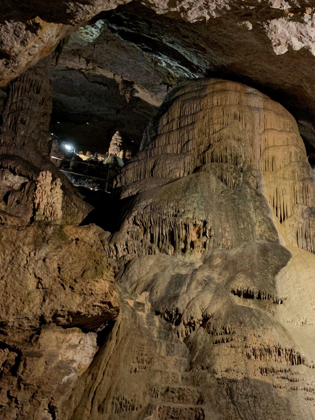 Caves of Réclère near Porrentruy