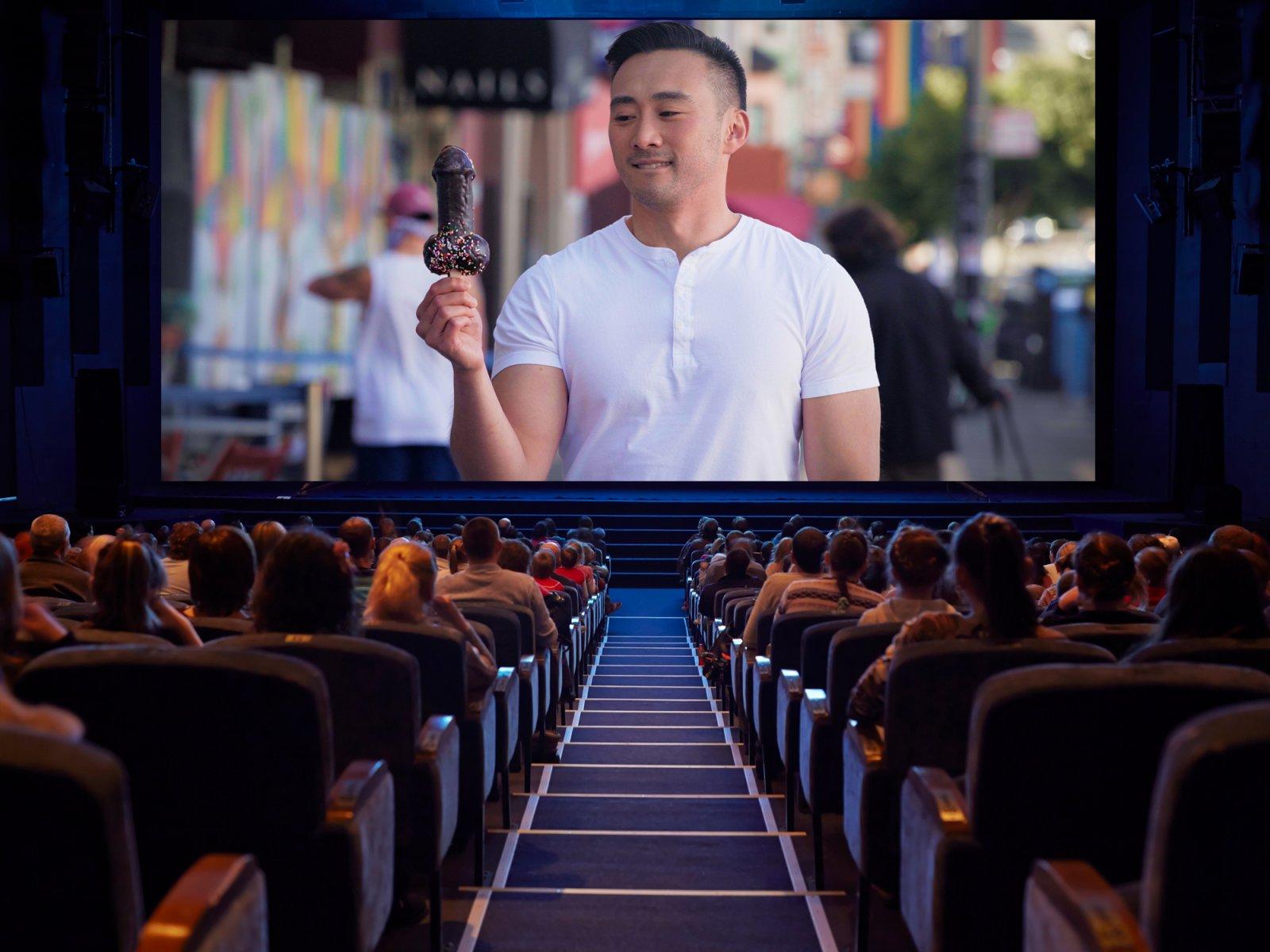 A Sexplanation Cinema Hall