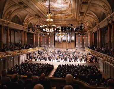 Tonhalle Zurich - Copyright Gaetan Bally